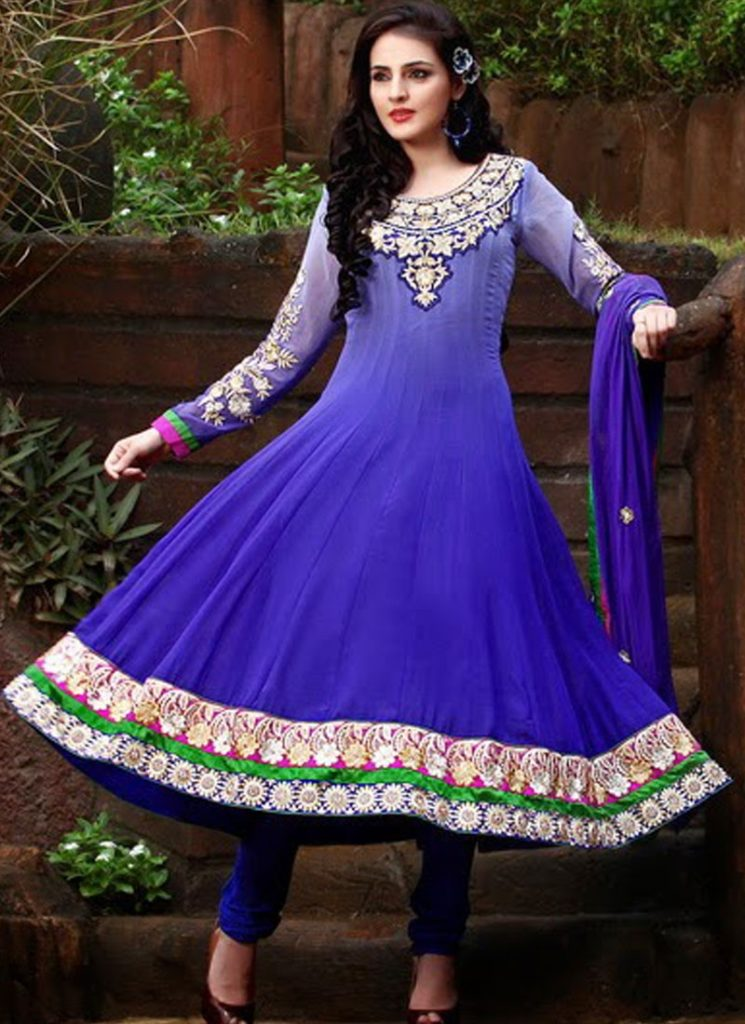 Salwar Kammez Trends in 2018