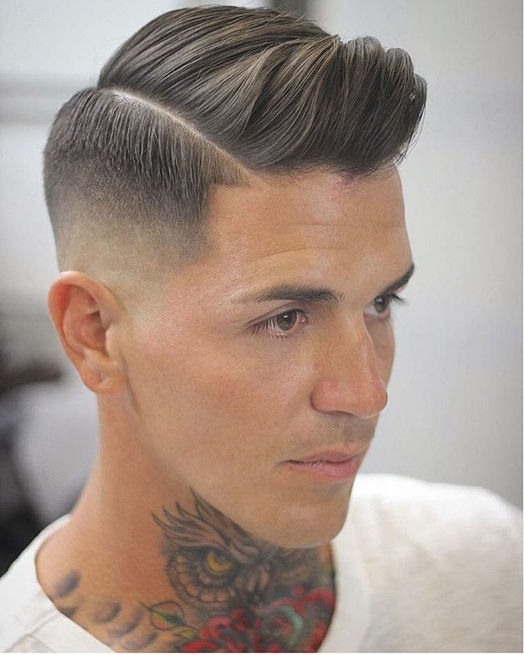 Undercut Hairstyle for Men in 2019 to 2020
