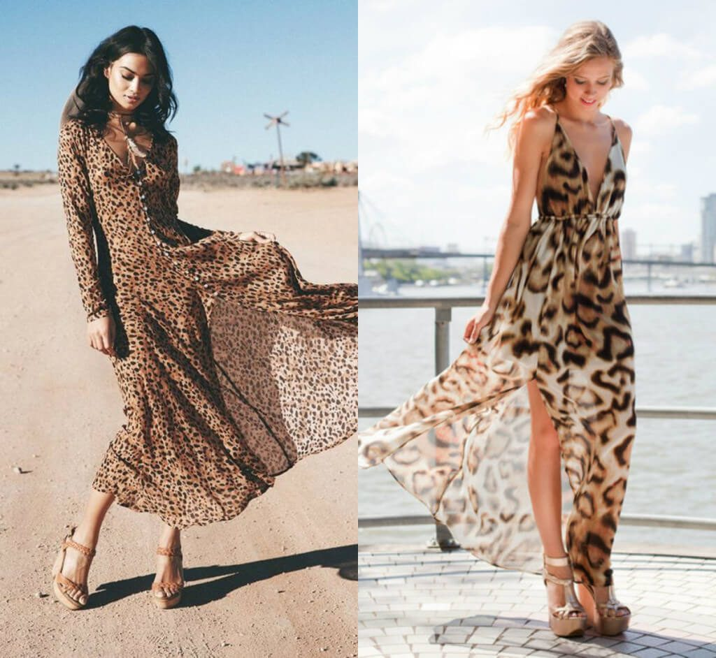 Wild & Outgoing Prints - Latest Indian Fashion Trends 2019