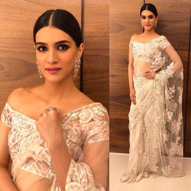 IVORY & SHEER - Latest Trends in Ethnic Wear 2019