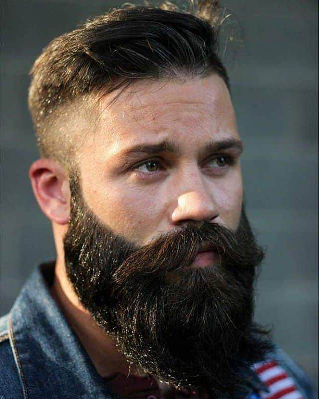 Long Fringe with Undercut - Mens Hairstyles 2020