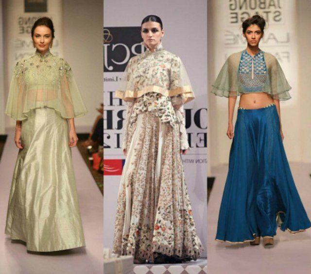 Capes Fashion Indian Fashion Trends 2018