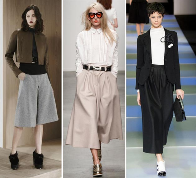 Culottes 2019 Fashion Trends for Women