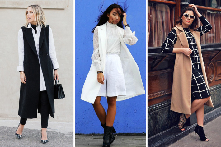 Long Vests Fashion Trends 2019 for Women