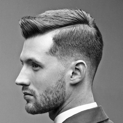 Low Taper Fade Hairstyle for Men in 2019 to 2020