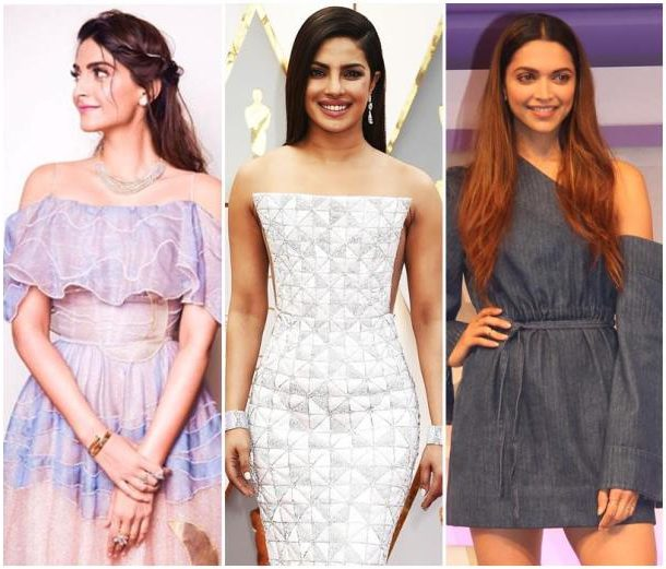 Off Shoulder Indian Fashion Trends