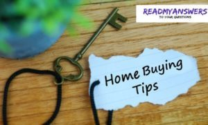 Home Buying Tips for First Time Buyers India