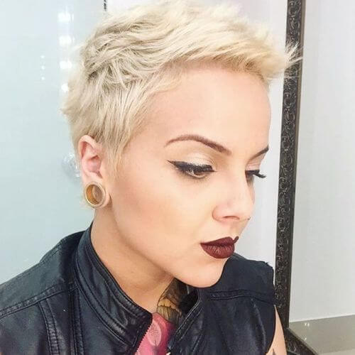 11. Cute Pixie Cut - Short Hairstyles for Women 2020