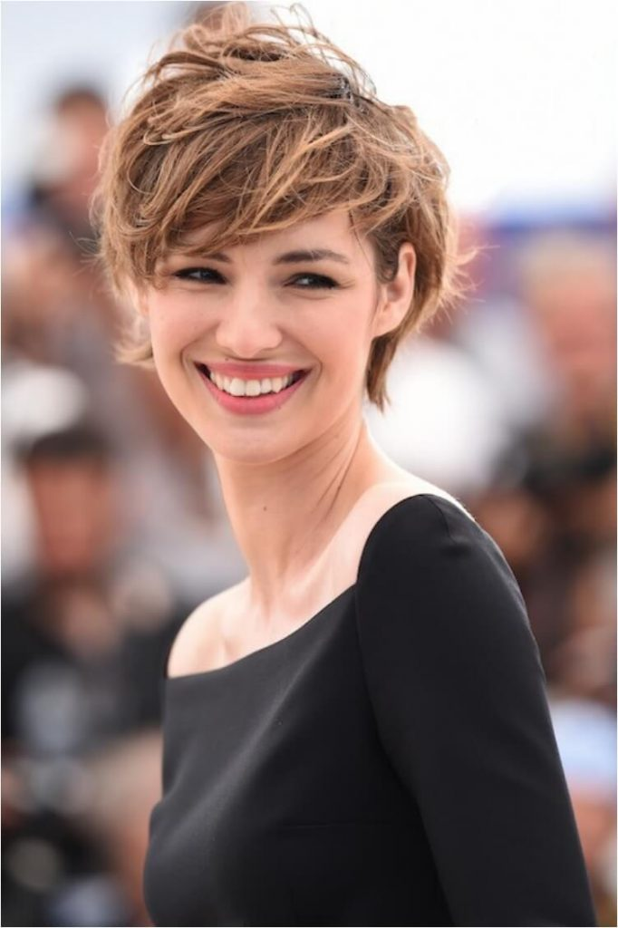 22. TOUSLED CROP- SHORT HAIRCUTS FOR WOMEN 2020