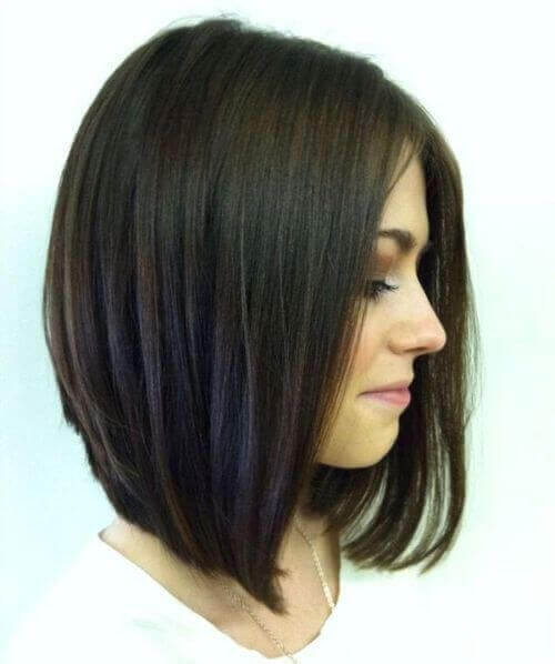 29. Angular Bobs - Short Haircuts for Women 2020