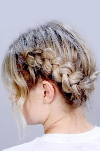 Dutch Braid Hairstyle 2020