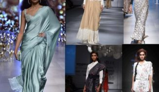 Latest New Saree Design Trends 2019