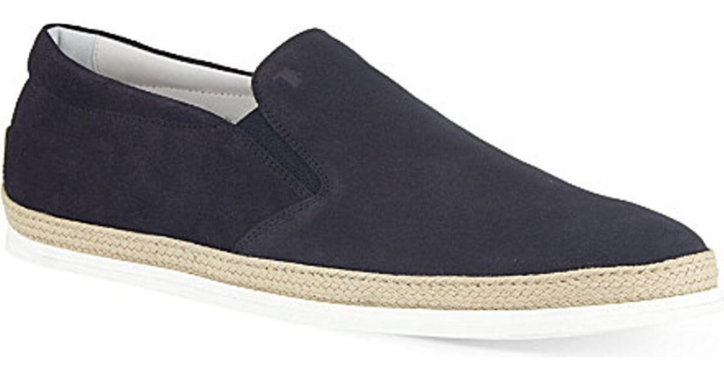 10. Espadrilles Shoes Trends for Men 2019