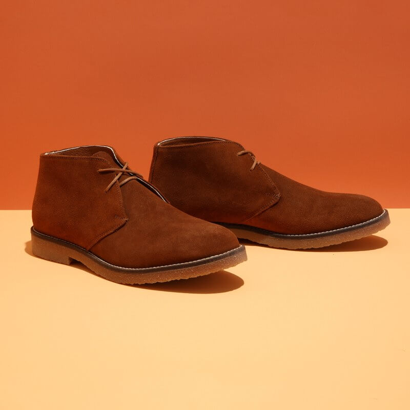 4. Desert Boots Mens Shoe Trends 2019