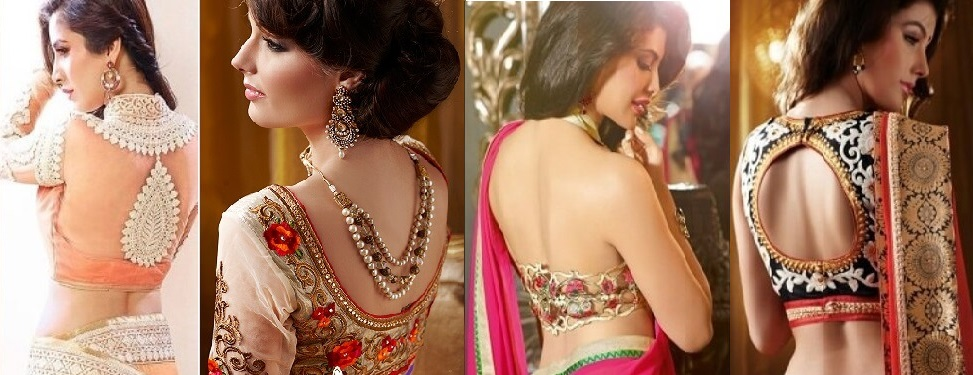 Latest Saree Blouse Designs 2019 That will Impress You