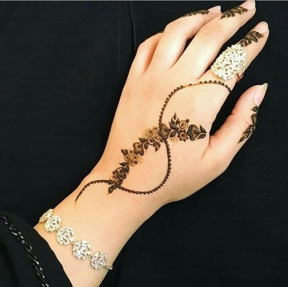 Latest Arabic Mehndi Designs 2019 You Should Try